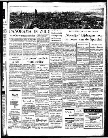 Rotterdamsch Parool / De Schiedammer 1964-02-19
