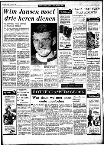 Rotterdamsch Parool / De Schiedammer 1966-11-04