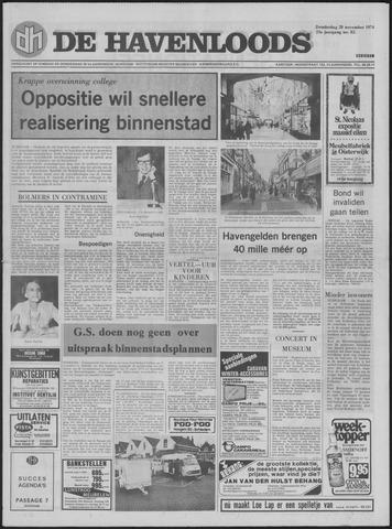 De Havenloods 1974-11-28