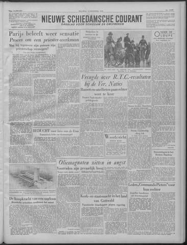 Nieuwe Schiedamsche Courant 1949-12-05