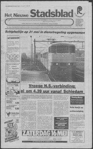 Het Nieuwe Stadsblad 1981-05-13