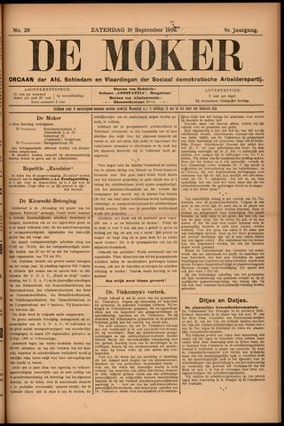 De Moker 1908-09-19