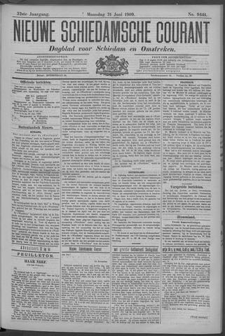 Nieuwe Schiedamsche Courant 1909-06-21