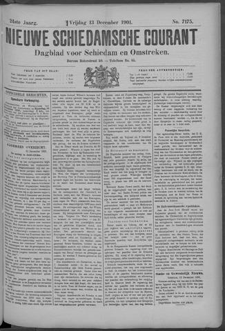 Nieuwe Schiedamsche Courant 1901-12-13