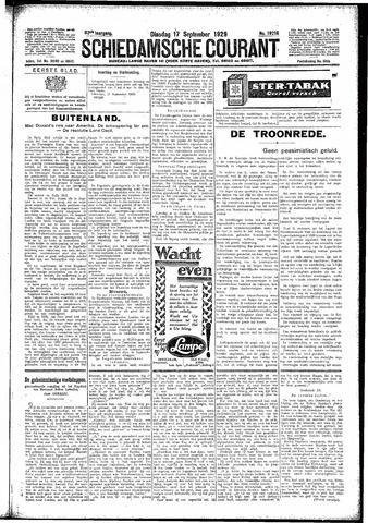 Schiedamsche Courant 1929-09-17