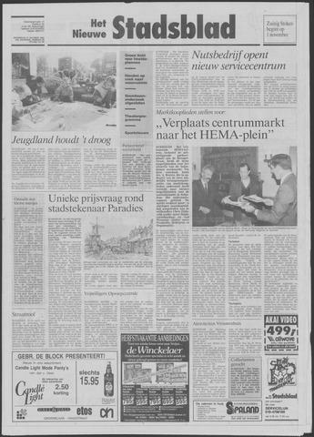 Het Nieuwe Stadsblad 1992-10-21