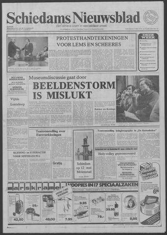 Schiedams Nieuwsblad 1979-05-09