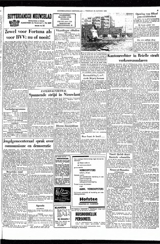 Rotterdamsch Nieuwsblad / Schiedamsche Courant / Rotterdams Dagblad / Waterweg / Algemeen Dagblad 1964-01-10