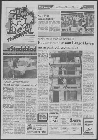 Het Nieuwe Stadsblad 1990-08-01
