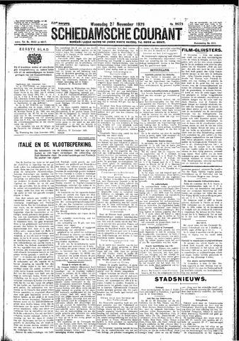 Schiedamsche Courant 1929-11-27