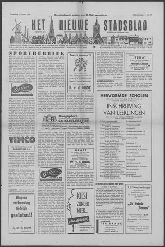 Het Nieuwe Stadsblad 1959-03-11