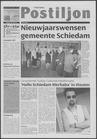 Postiljon 2001-01-11