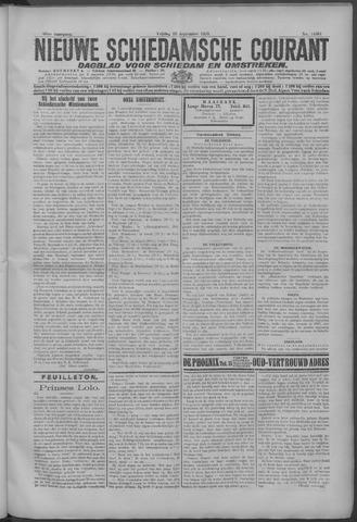 Nieuwe Schiedamsche Courant 1925-09-25