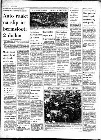 Rotterdamsch Parool / De Schiedammer 1968-09-16
