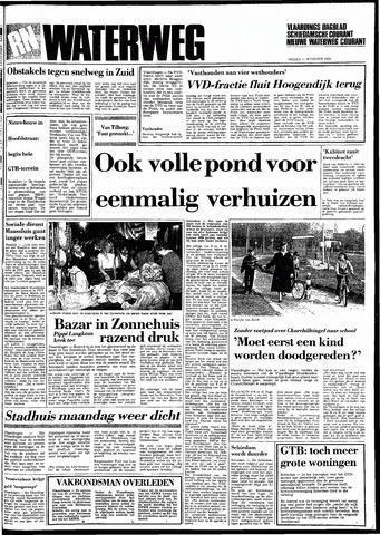 Rotterdamsch Nieuwsblad / Schiedamsche Courant / Rotterdams Dagblad / Waterweg / Algemeen Dagblad 1983-11-11