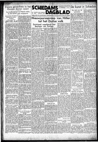 Schiedamsch Dagblad 1944