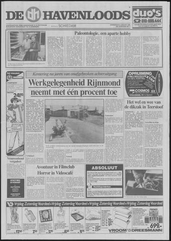 De Havenloods 1986-01-09
