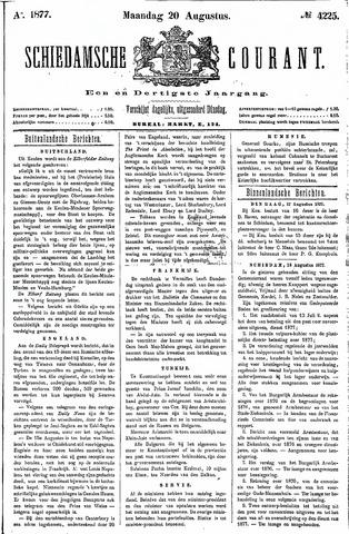 Schiedamsche Courant 1877-08-20