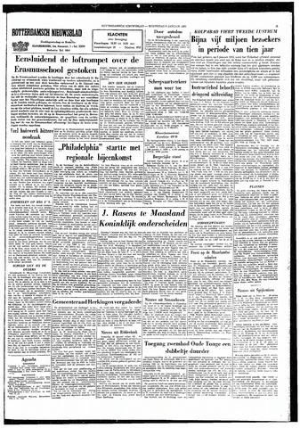 Rotterdamsch Nieuwsblad / Schiedamsche Courant / Rotterdams Dagblad / Waterweg / Algemeen Dagblad 1965-01-06