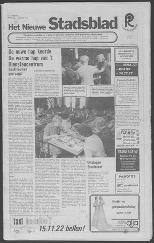 Het Nieuwe Stadsblad 1972-10-04