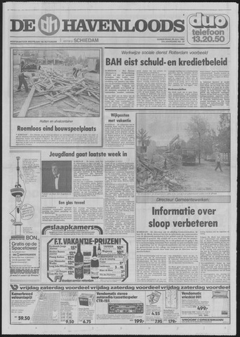 De Havenloods 1982-07-29