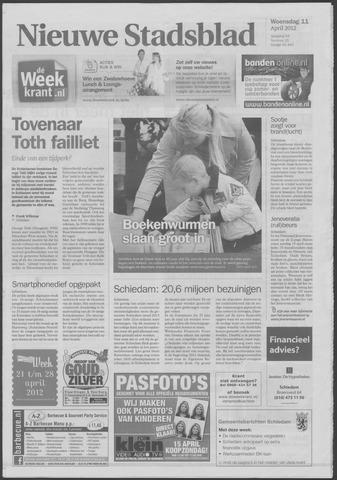 Het Nieuwe Stadsblad 2012-04-11