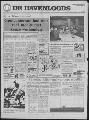 De Havenloods 1974-09-05