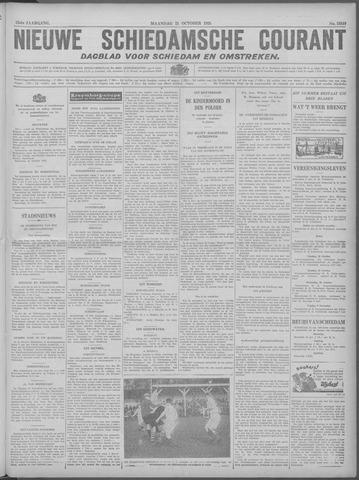 Nieuwe Schiedamsche Courant 1929-10-21