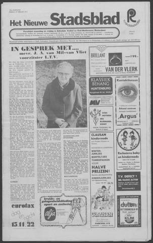 Het Nieuwe Stadsblad 1972-02-18