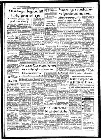 Het Vrije volk 1958