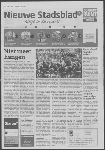 Het Nieuwe Stadsblad 2017-08-02