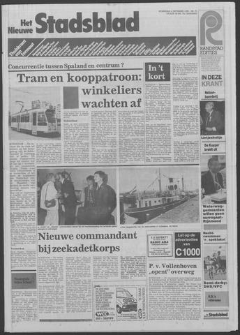 Het Nieuwe Stadsblad 1985-09-04