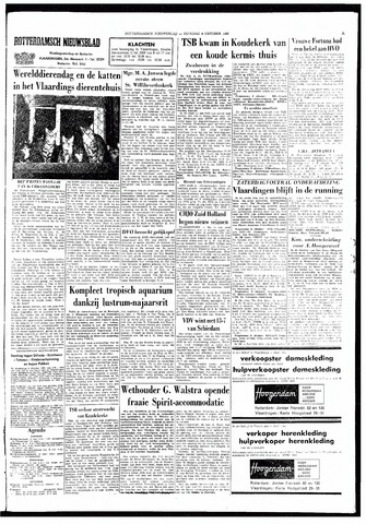 Rotterdamsch Nieuwsblad / Schiedamsche Courant / Rotterdams Dagblad / Waterweg / Algemeen Dagblad 1966-10-04