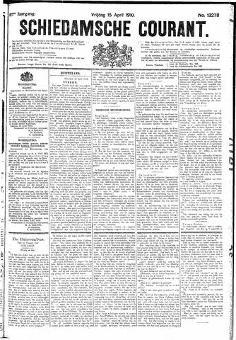 Schiedamsche Courant 1910-04-15
