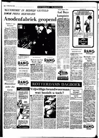 Rotterdamsch Parool / De Schiedammer 1966-04-26