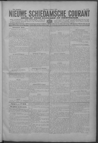 Nieuwe Schiedamsche Courant 1925-02-03