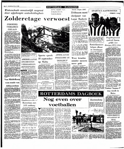 Rotterdamsch Parool / De Schiedammer 1966-07-28