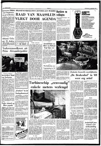 Trouw / De Rotterdammer 1970-08-05