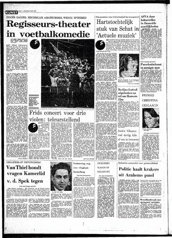 Rotterdamsch Parool / De Schiedammer 1970-07-06