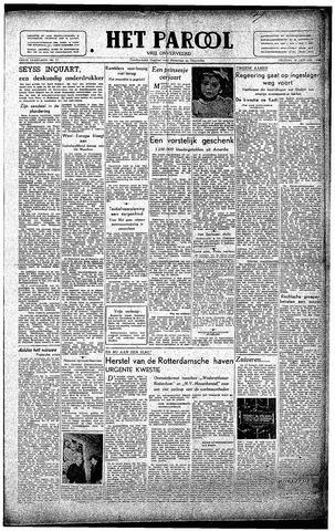 Rotterdamsch Parool / De Schiedammer 1946-01-18