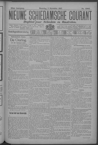 Nieuwe Schiedamsche Courant 1917-12-03