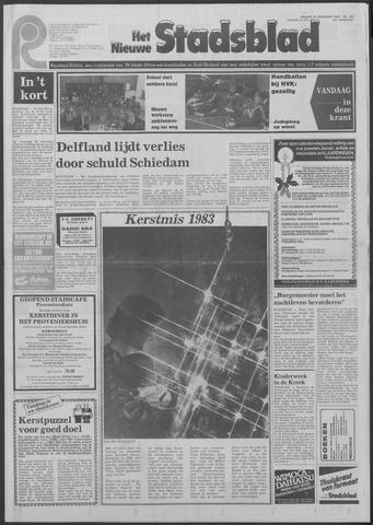 Het Nieuwe Stadsblad 1983-12-23