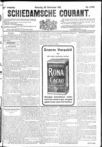 Schiedamsche Courant 1912-12-30