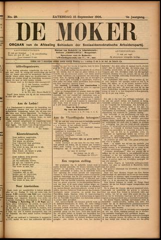 De Moker 1906-09-15