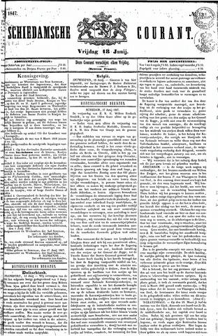 Schiedamsche Courant 1847-06-18