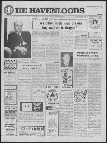De Havenloods 1973-12-13