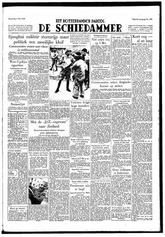 Rotterdamsch Parool / De Schiedammer 1949-05-04