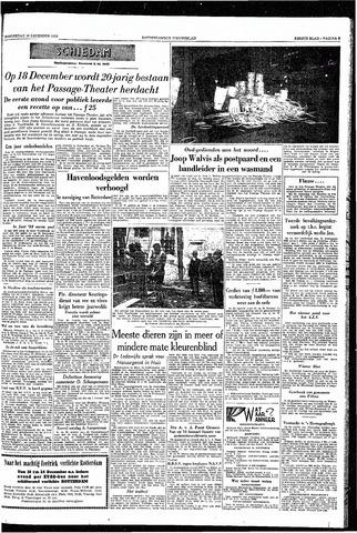 Rotterdamsch Nieuwsblad / Schiedamsche Courant / Rotterdams Dagblad / Waterweg / Algemeen Dagblad 1953-12-10