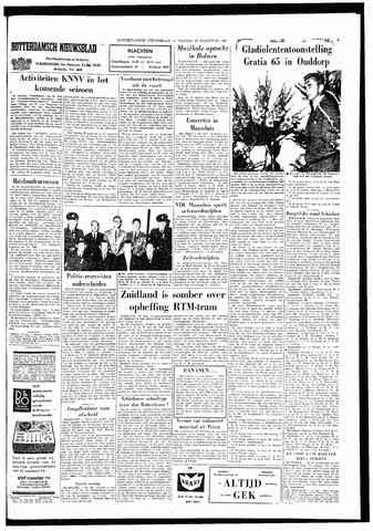 Rotterdamsch Nieuwsblad / Schiedamsche Courant / Rotterdams Dagblad / Waterweg / Algemeen Dagblad 1965-08-20