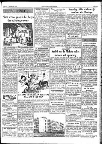 Rotterdamsch Nieuwsblad / Schiedamsche Courant / Rotterdams Dagblad / Waterweg / Algemeen Dagblad 1959-09-01